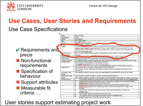 Use Cases, User Stories And Requirements | Ux Apprentice